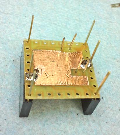 Multilayer DIY Printed Circuit Boards